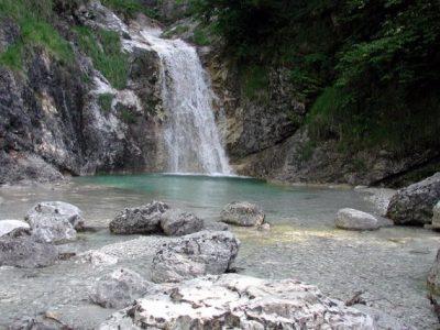F2 - Analisi delle acque delle sorgenti nel P.N.D.B.