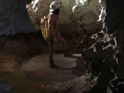 C5 - Relazione attività speleologiche nel territorio del PNDB