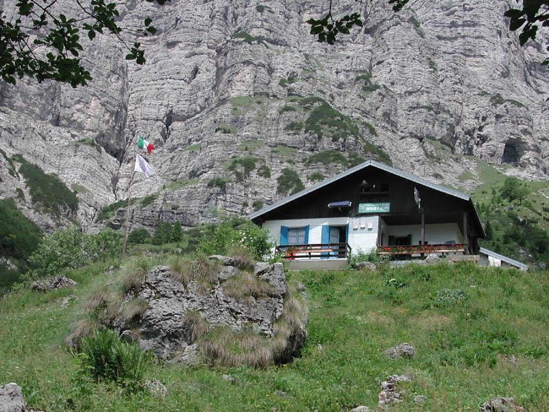 Rifugio 7° Alpini