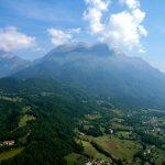 Fiori e boschi del monte Serva