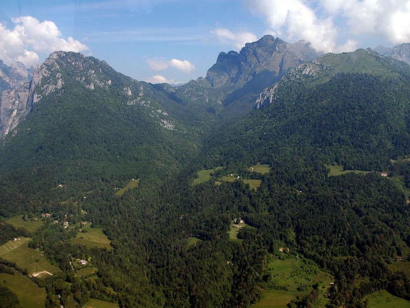 Anello della Val Gresal