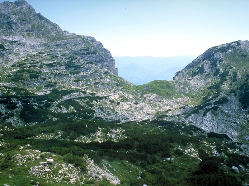 Sentier C.A.I. n° 852