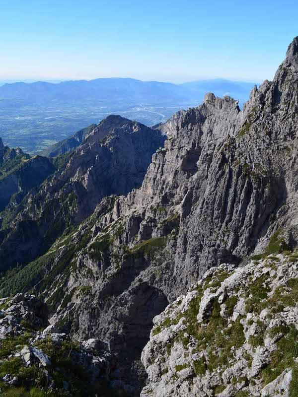 Via Ferrata: Col. Luigi Zacchi (503)