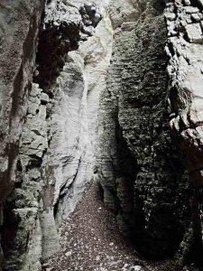 La magia del canyon fossile più bello che c'è