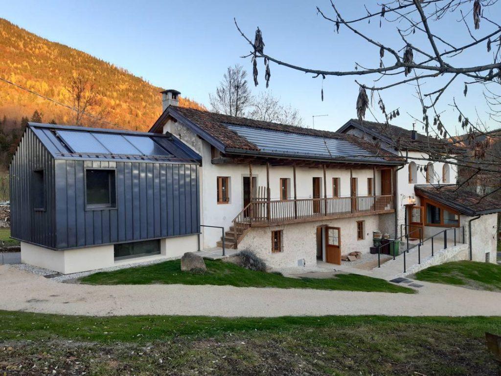 """Inaugurazione del rinnovato ristorante """"All'Antica Torre"""" a Col dei Mich"""